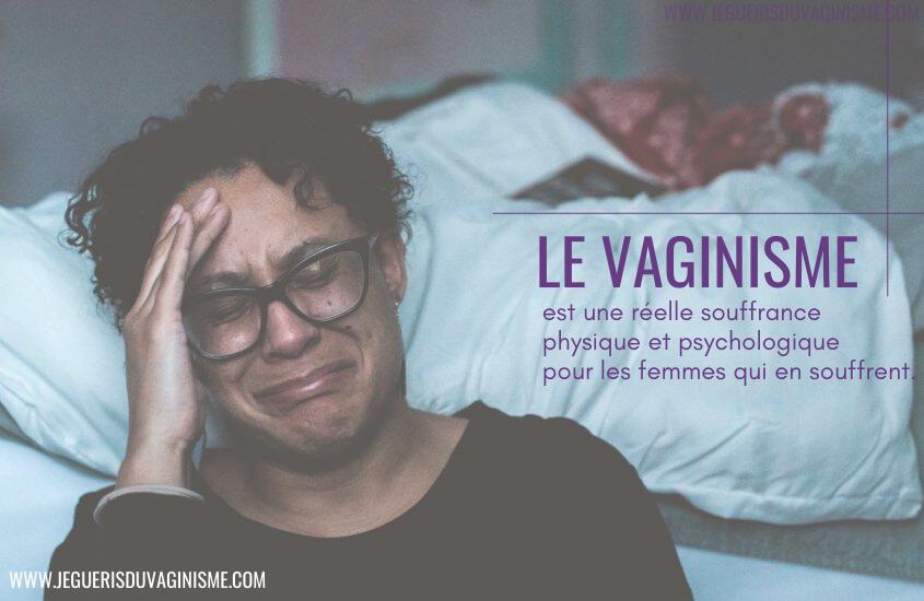 Vaginisme : C'est quoi, causes, symptômes, traitements et solutions