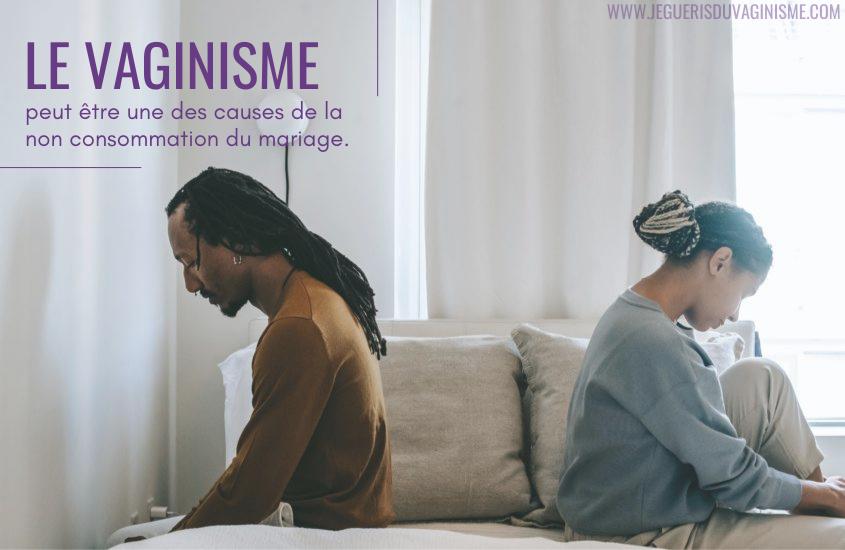 Mariage non consommé : Que faire?